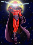 Magneto - The superior race by AJ-aka-Bushiryu