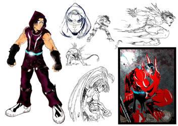 Kojiros Design Sheet by AJ-aka-Bushiryu