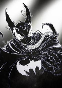 Venomized Batman