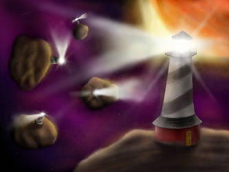 Lighthouses by Midkiffaies