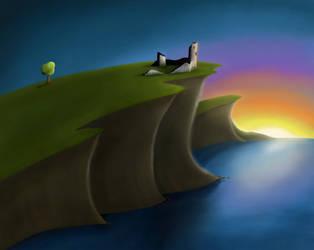 Cliffs by Midkiffaies