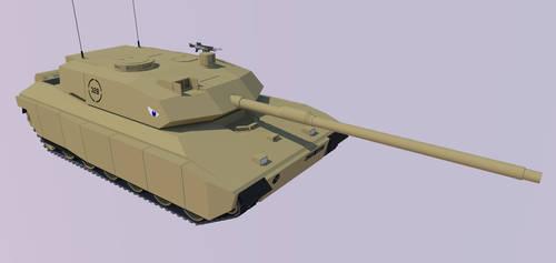 FV6511 Conqueror Mk 5 by RobiS89