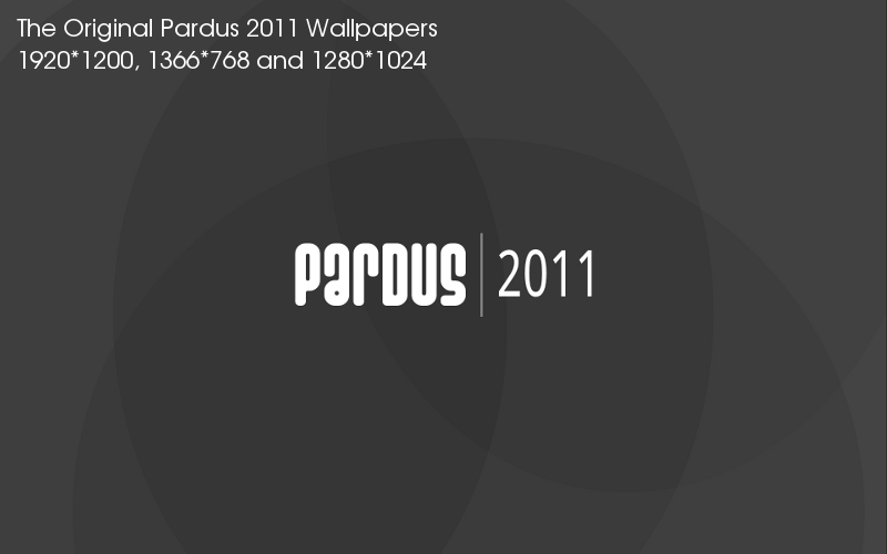 Original Pardus 2011 wallpaper by h2okerim