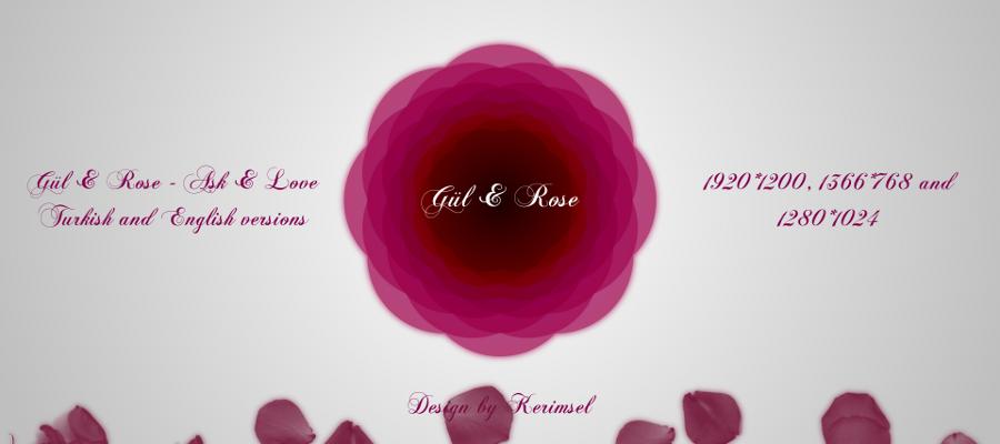 Gul-Rose by h2okerim