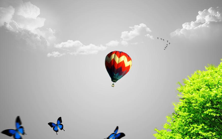 Free Nature by h2okerim