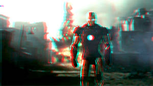 I AM IRON MAN!!! in 3D