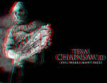 Leatherface... in 3D