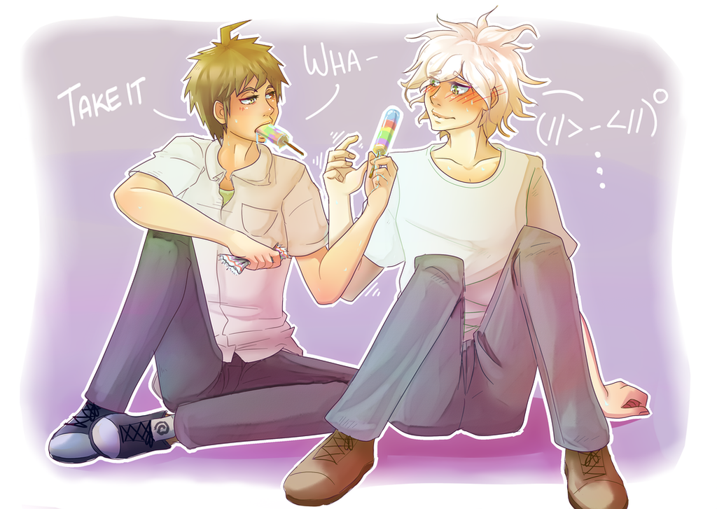 Komahina Icy Pole by Astra-cat
