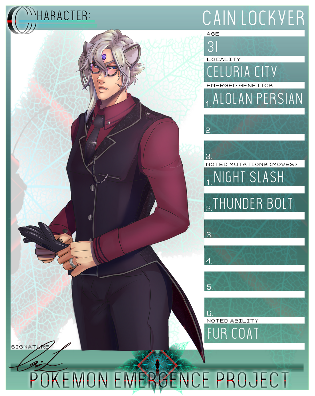 Cain Lockyer Application - Emergence by Astra-cat