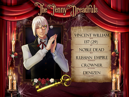 The Penny Dreadfuls - Vincent William