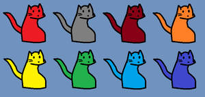 Cat adoptables (FREE/OPEN)