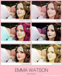 Photoshop Emma Watson