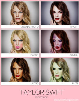 Photoshop Taylor Swift
