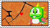 Bubble Bobble Stamp by Gunmetal2005