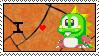 Bubble Bobble Stamp by Gunmetal2005