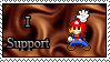 Mario Stamp by Gunmetal2005