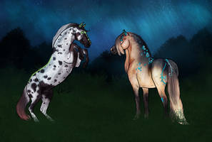 Do you feel it? || Breeding Picture by Valarie5