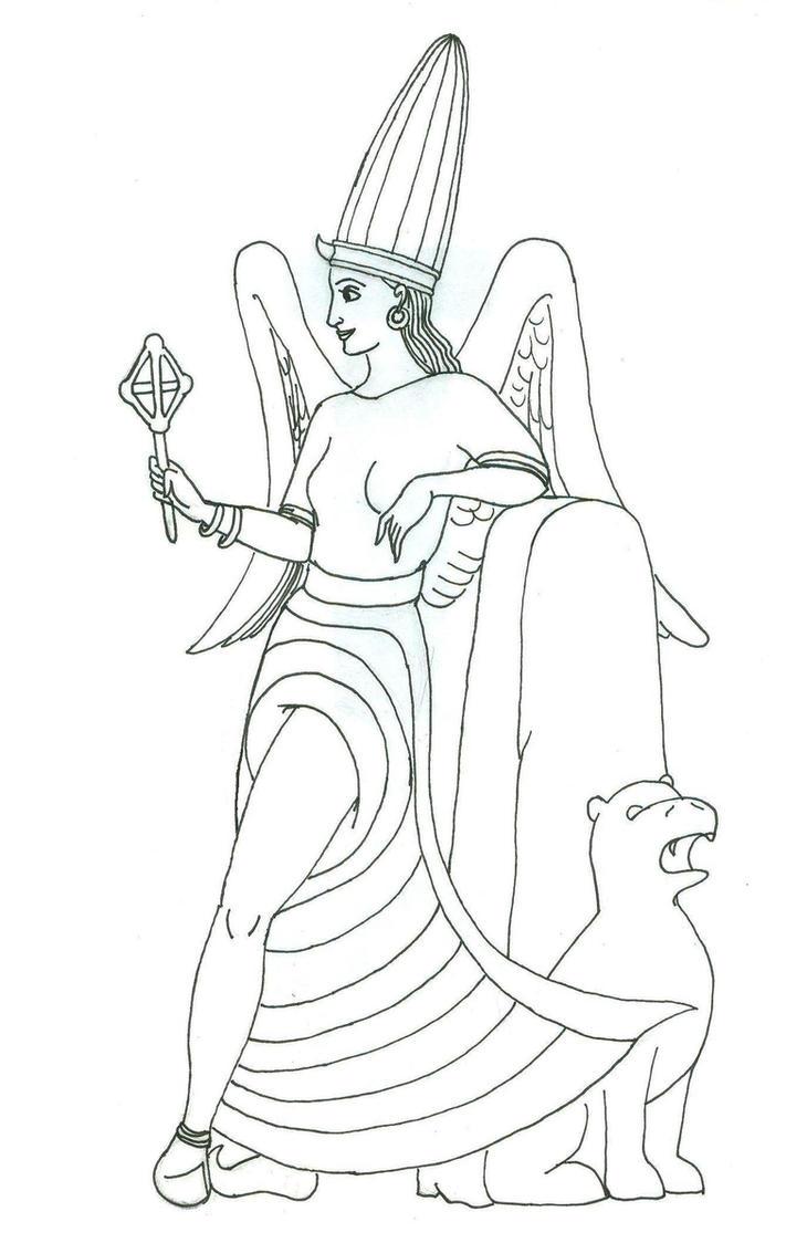 Ouranos in Greek Mythology  Greek Legends and Myths