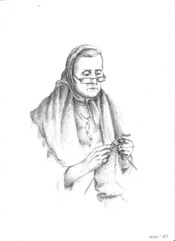 Grandma by Warl88