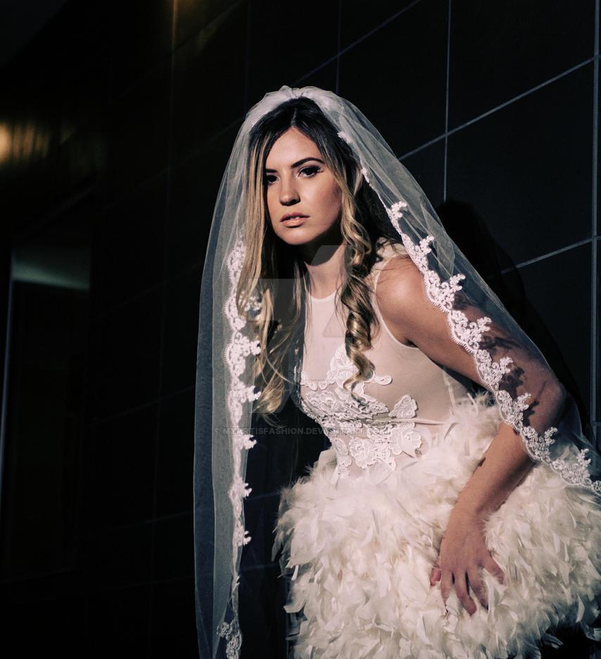 Editorial Bride I by myartisfashion