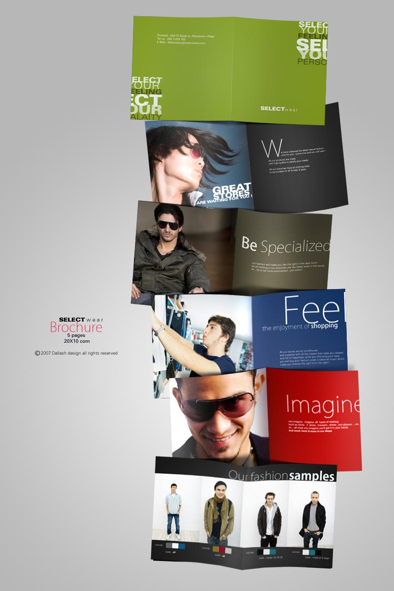 SELECT - brochure by Dalash