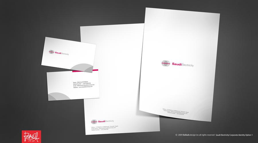 S.E - Corporate ID by Dalash