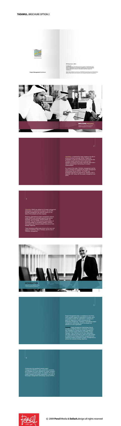 Tadawul. Brochure 2 by Dalash