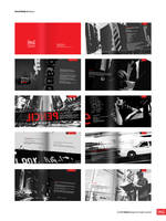 Pencil Brochure by Dalash