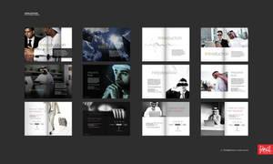 Tadawul. External Brochures by Dalash
