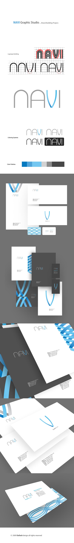 NAVI - Brand Identity