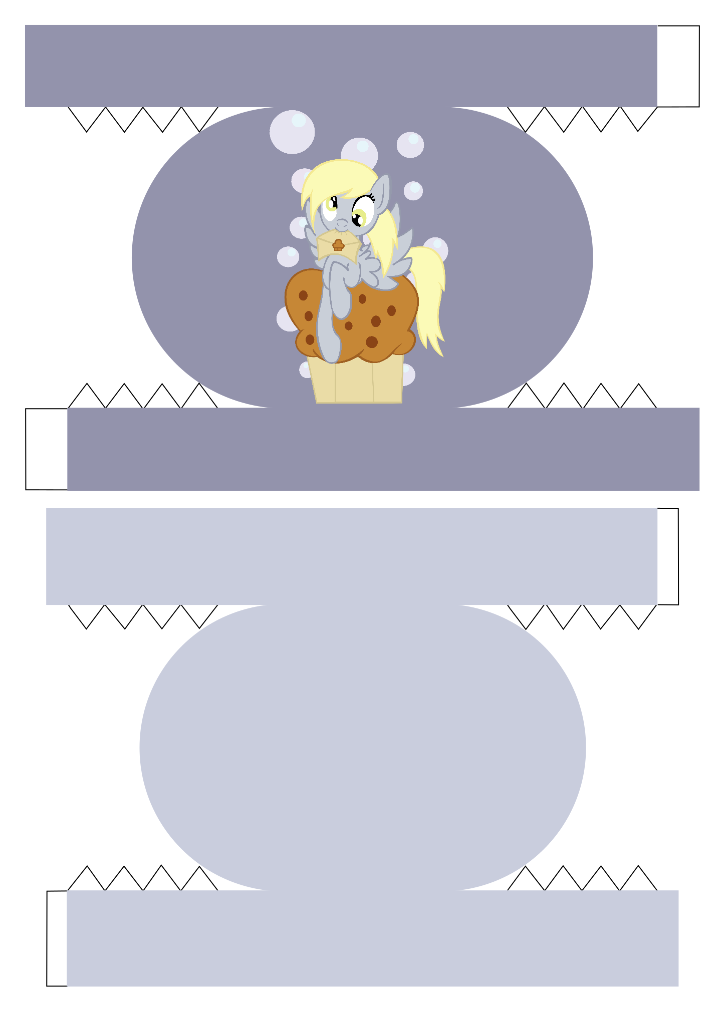 Derpy Bento Box 2/4 by demonreapergirl