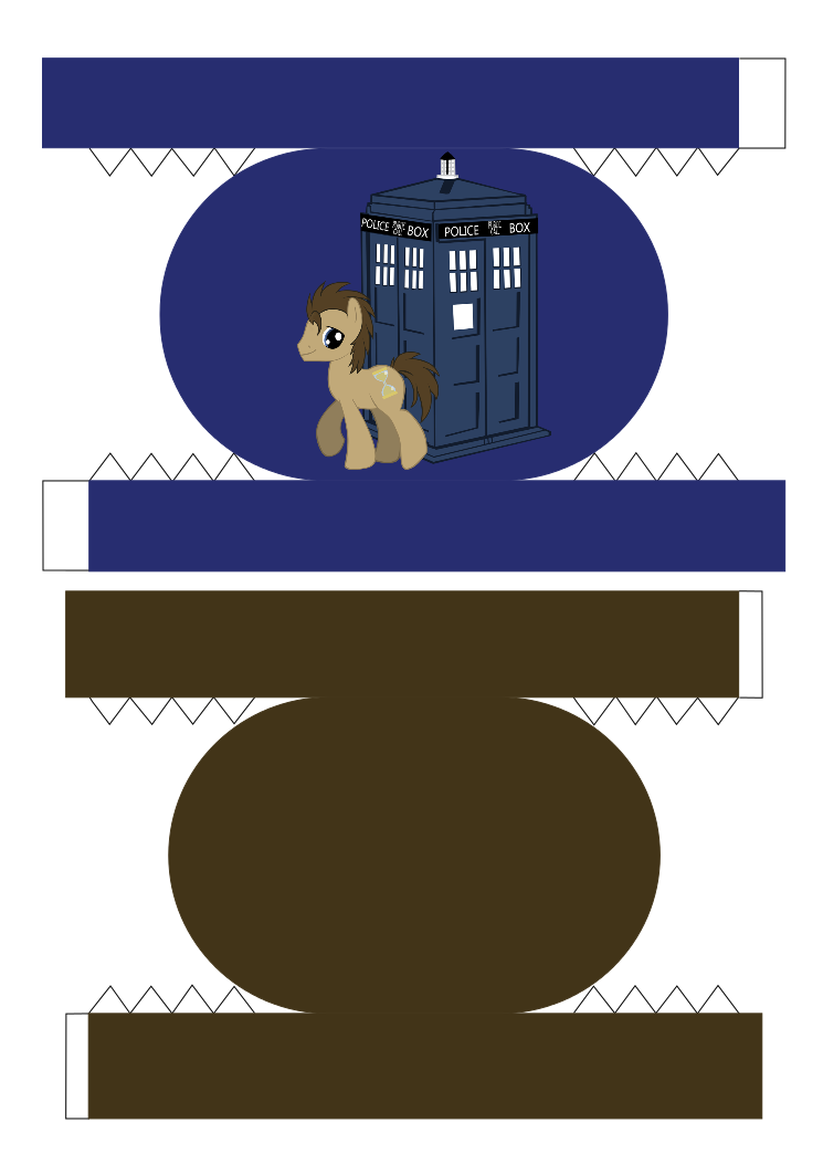 Doctor Whooves Bento Box 3/3 by demonreapergirl