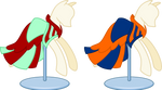 Dress Adopts by PudgieAdopts