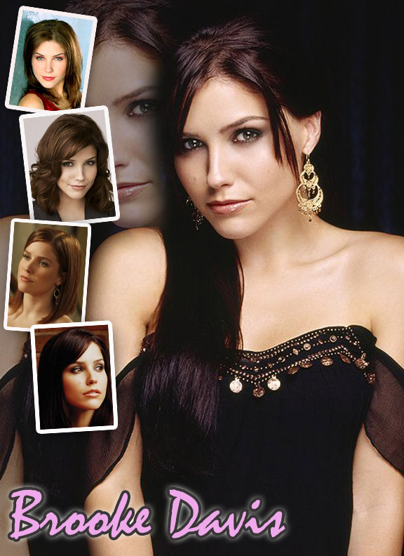 one tree hill brooke by brucas