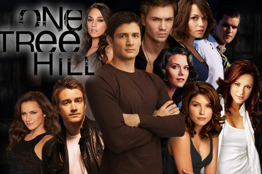 ONE TREE HILL All By Brucas
