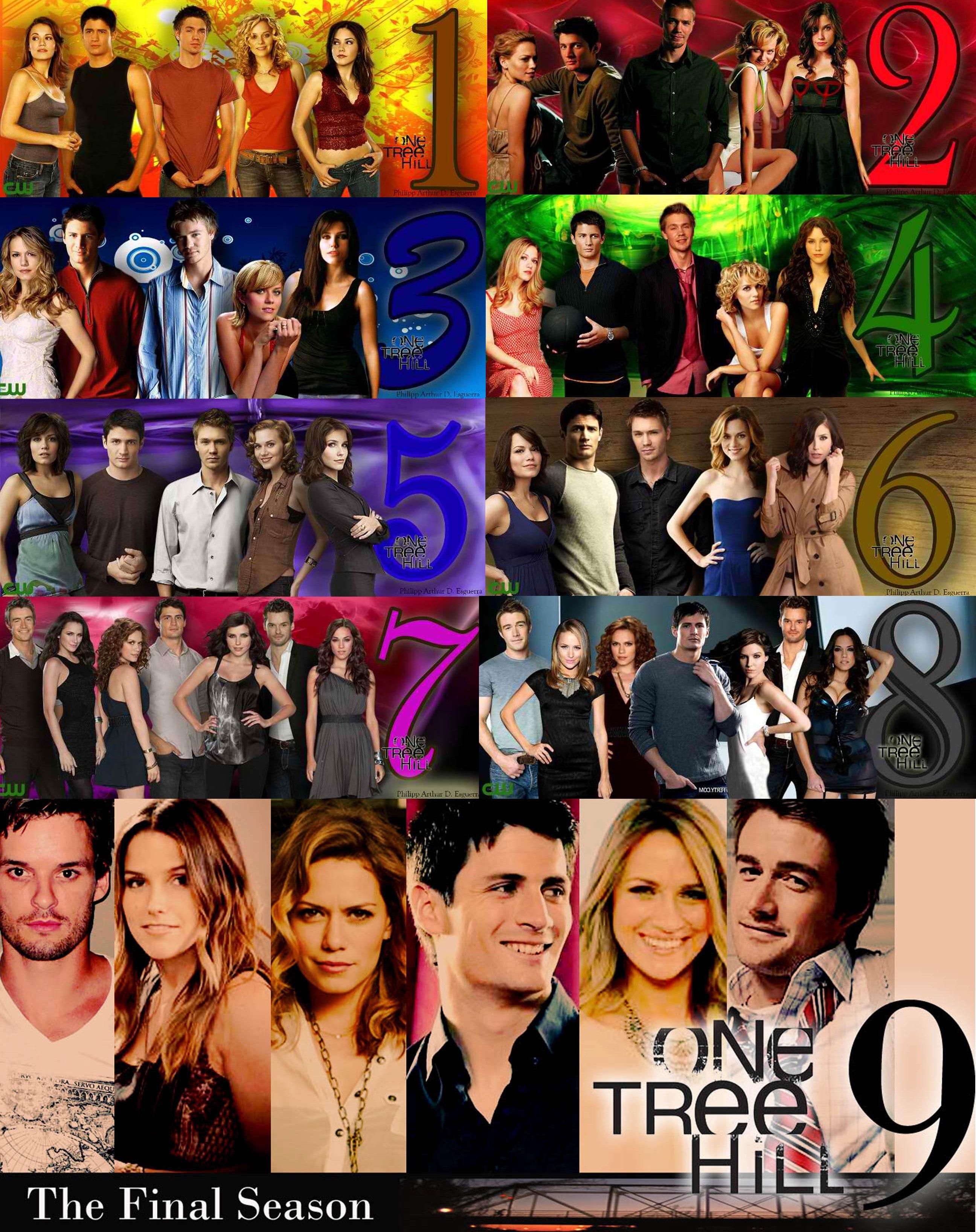 one tree hill season 3 full episodes free online