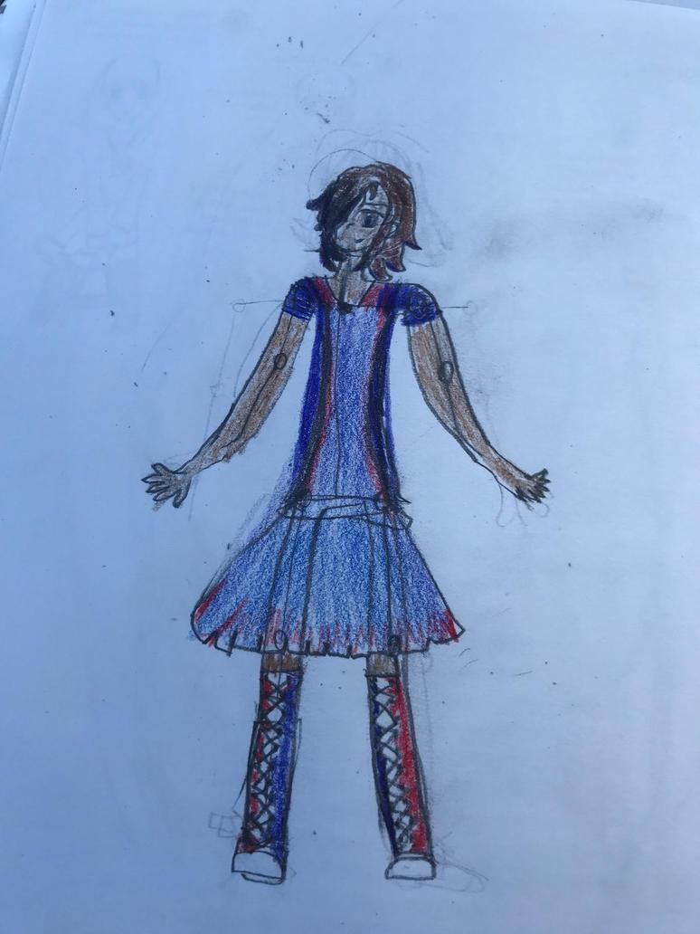 American girl by hadassahjoy