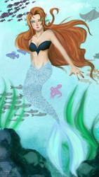Mermaid by Noba-kun