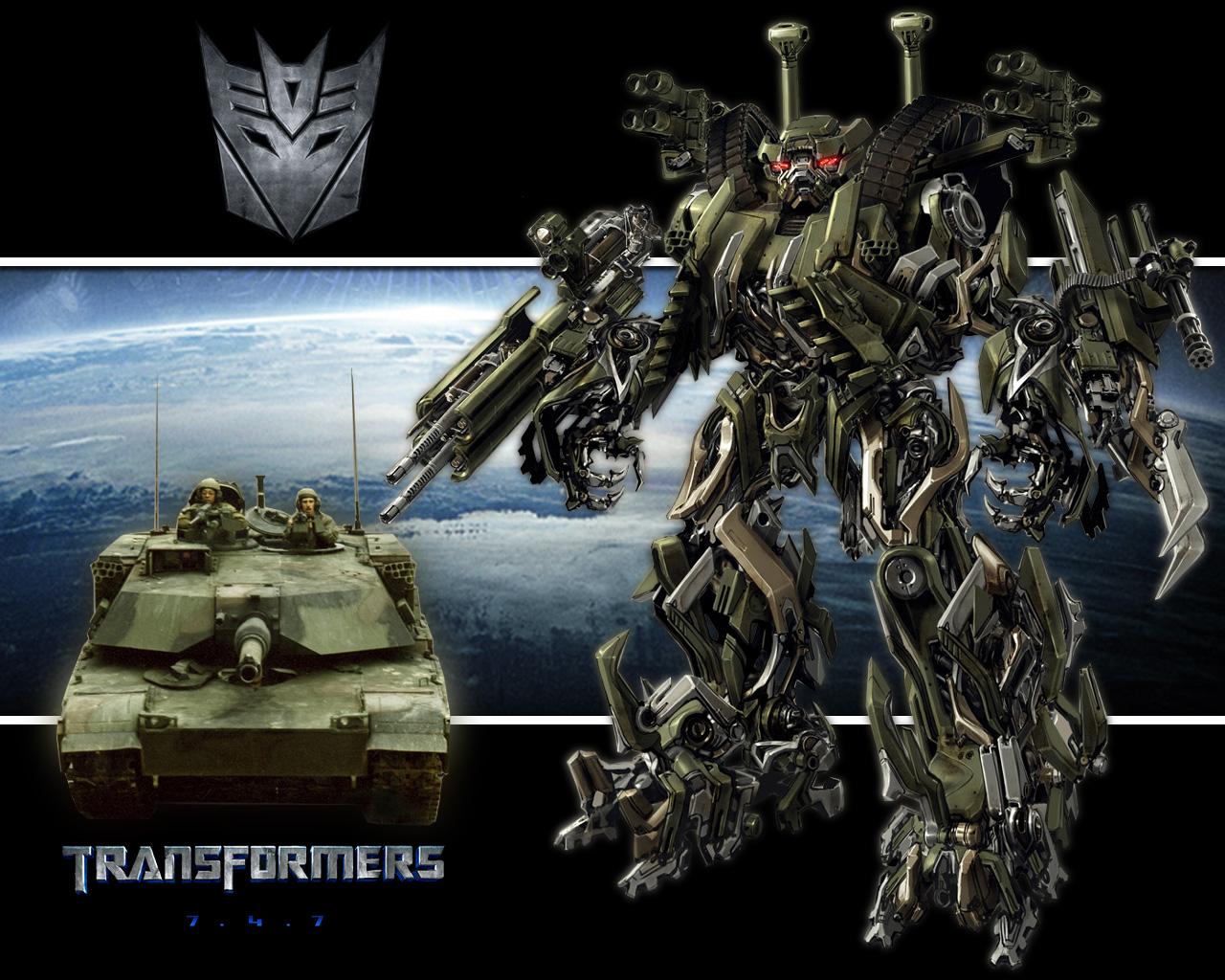 Brawl - Transformers by Rhanubis
