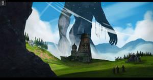 The Wandering Monolith