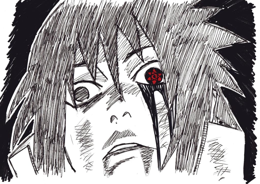 Sasuke Mangekyou Sharingan By Kayaba-Wolf On DeviantArt