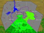 Lockex City Map