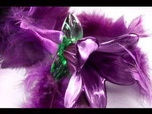 Glass Flower by FeatherClub
