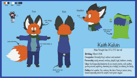 Keith Reference Sheet