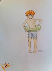 Hinata swimwear by Spooky-Yuki