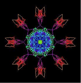 Kaliedescope Art