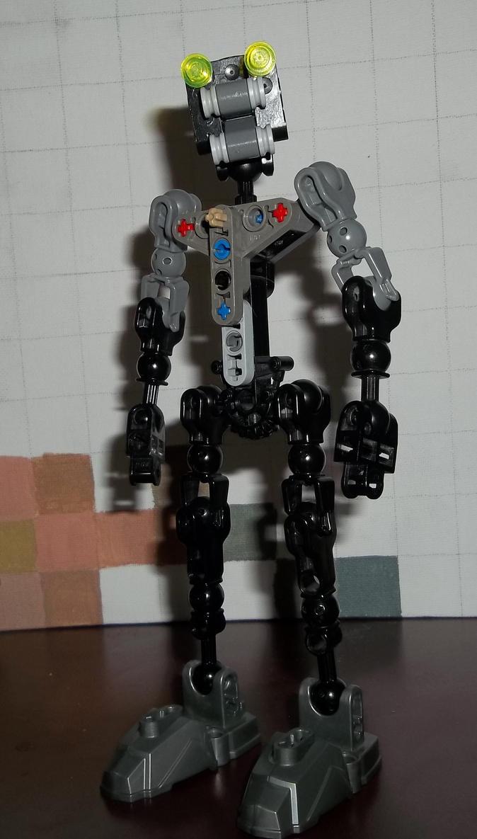 The Endoskeleton By Zeusthefox On Deviantart