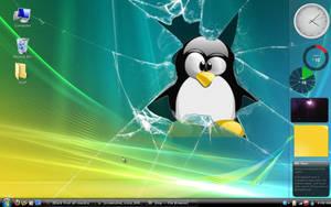 Linux Vista by vytra