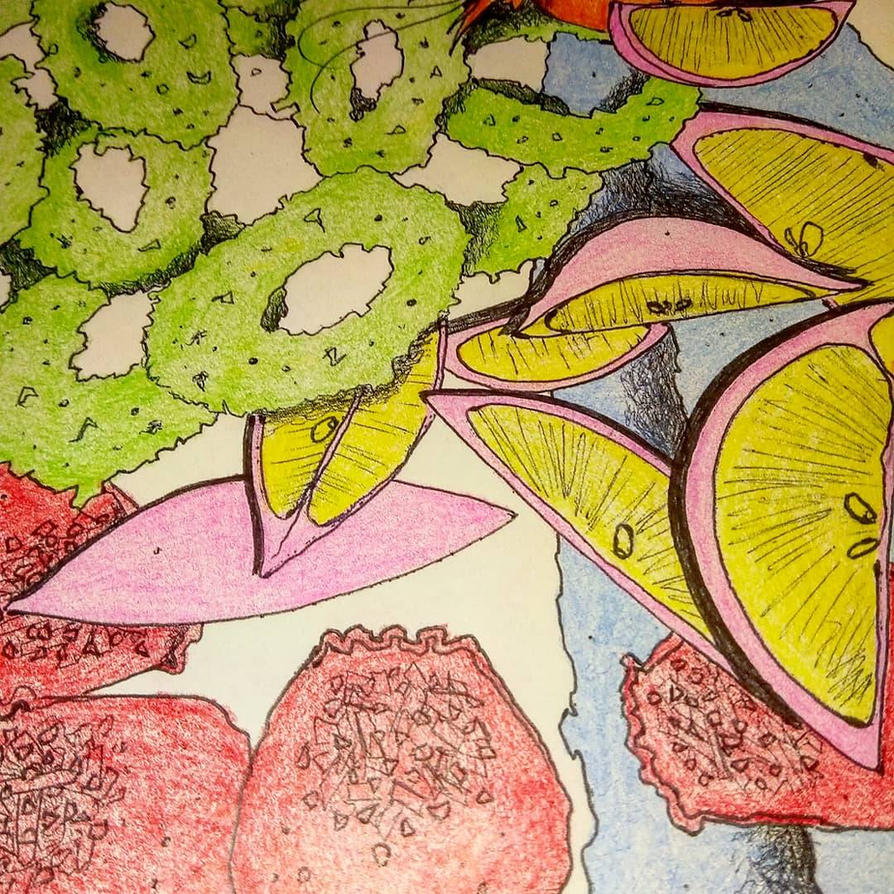 Candy Seafood. by Noah-Kirkpatrick