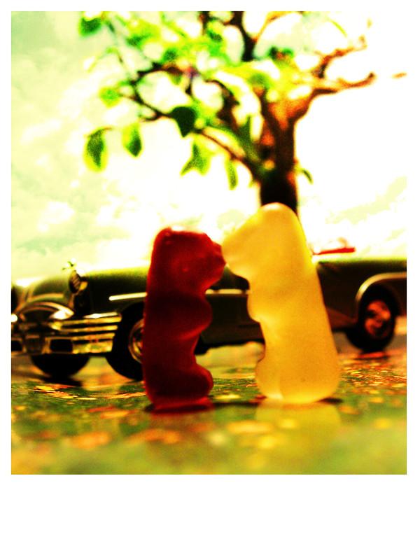 gummy gummy gummy by rotkappchen08
